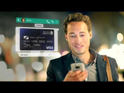Visa Infinite Credit Card