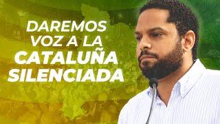 Declaraciones de Ignacio Garriga en el colegio electoral