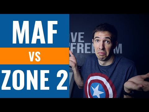 MAF Method vs. Zone 2 Training | Comparing low heart rate training methods.