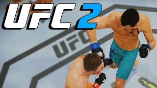 LA-LA LAND! [UFC 2 Career Mode: Episode 2]