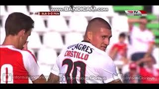 SL Benfica 3-0 FK Napredak (Jogo completo)