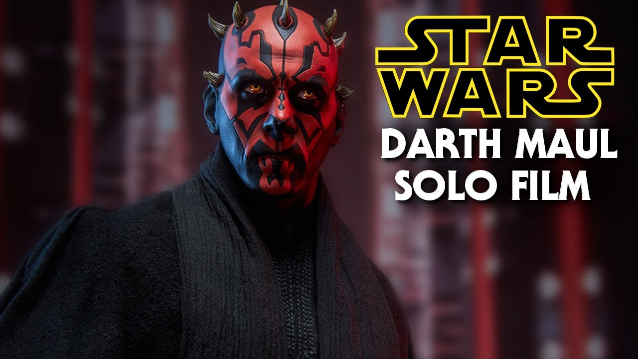 Solo Darth Maul