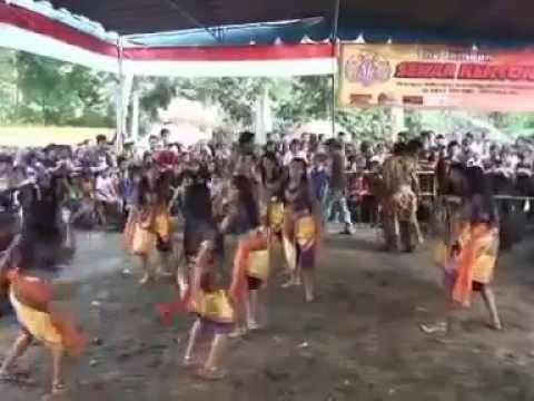 Traditional arts java - SEKAR KENCONO UNITED PART 1 (CEWEK)