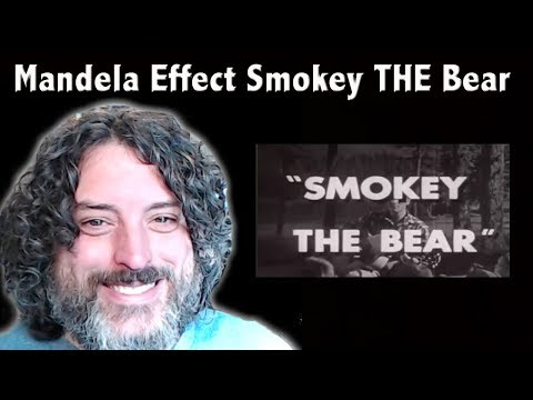 "🔴 LIVE: Mandela Effect ""Smokey THE Bear"""