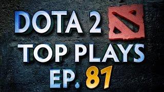 Dota 2 Top Plays - Ep. 87