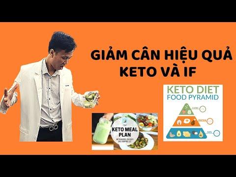 Cách GIẢM CÂN hiệu quả - Chế độ ăn KETO và chế độ ăn IF chia sẻ từ chuyên gia thẩm mỹ | Dr Hiếu