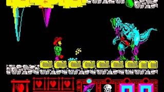 Pedro on the Pirate Island Walkthrough, ZX Spectrum