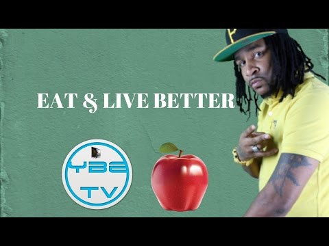 HOW TO LIVE & EAT BETTER- TUNE GOODWIN