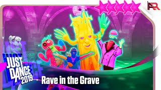 Just Dance 2019: Rave in the Grave - AronChupa & Little Sis Nora - 5 Stars