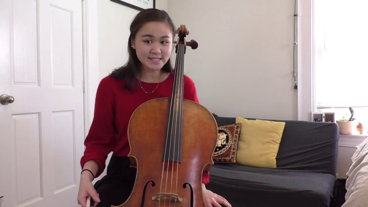 如何調大提琴 - 中文版(How to Tune your Cello- Mandarin)