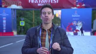 Rafa Cotelo recorre Moscú en taxi y en metro a días del mundial de Rusia