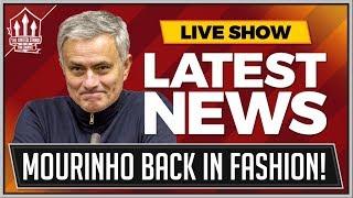 Mourinho Finally Gets It! Manchester United News