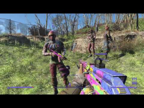 Fallout 4 Nuka world Claiming settlements