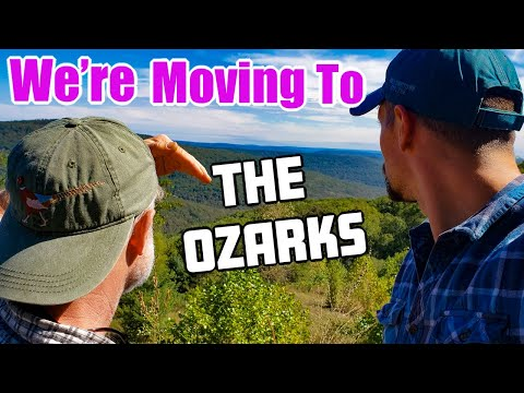 Moving To Ozark National Forest?  Located By Fayetteville Arkansas.