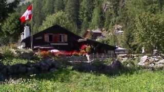 Zwitserland Bergpassen 2013