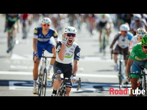Best of Mark Cavendish - The Max Missile Has been Launched