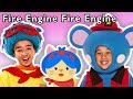Fire Engine, Fire Engine 🚒 | NEW FIRE PATROL VIDEO | Nursery Rhymes from Mother Goose Club!