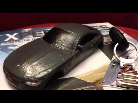BMW Resin plaster creation