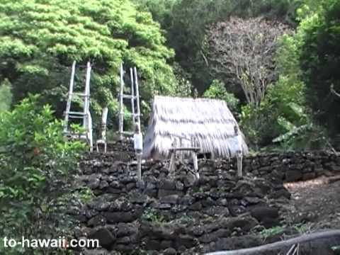 Hale O Lono Heiau, Oahu