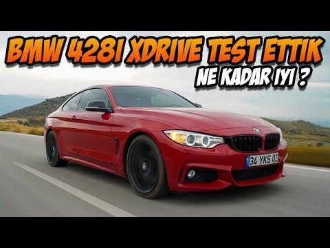 BMW 428i xDrive Test Sürüşü / Virajların Uzmanı