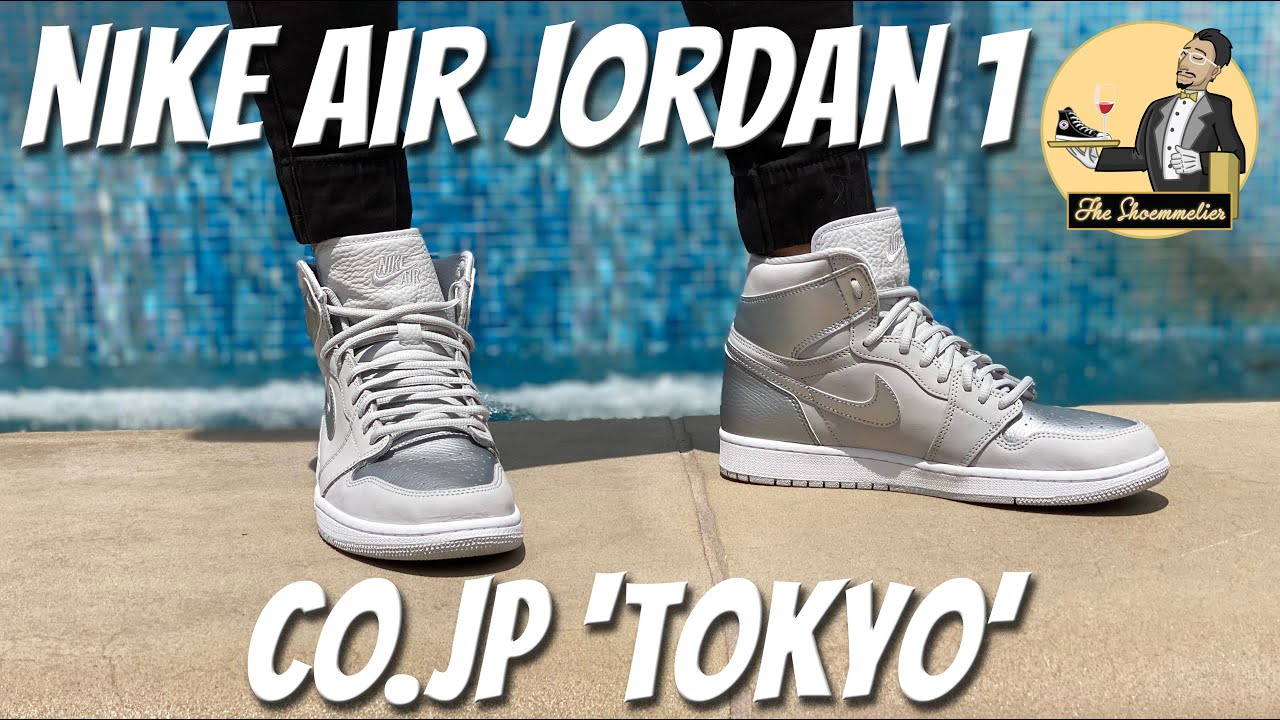 Nike Air Jordan 1 Retro High OG CO.JP 'Tokyo' • On-Feet & Review