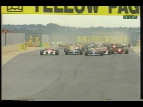 1992 F1 Season Review-South African GP