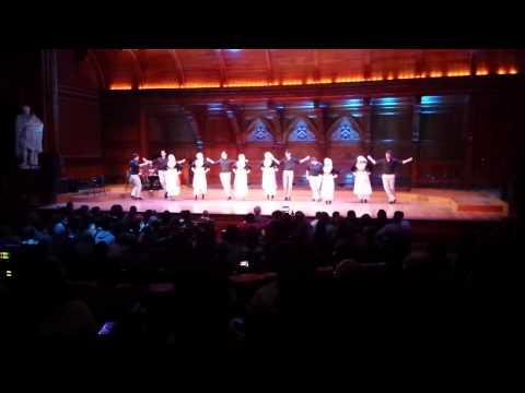 Harvard College Hellenic Society - Cultural Rhythms 2014