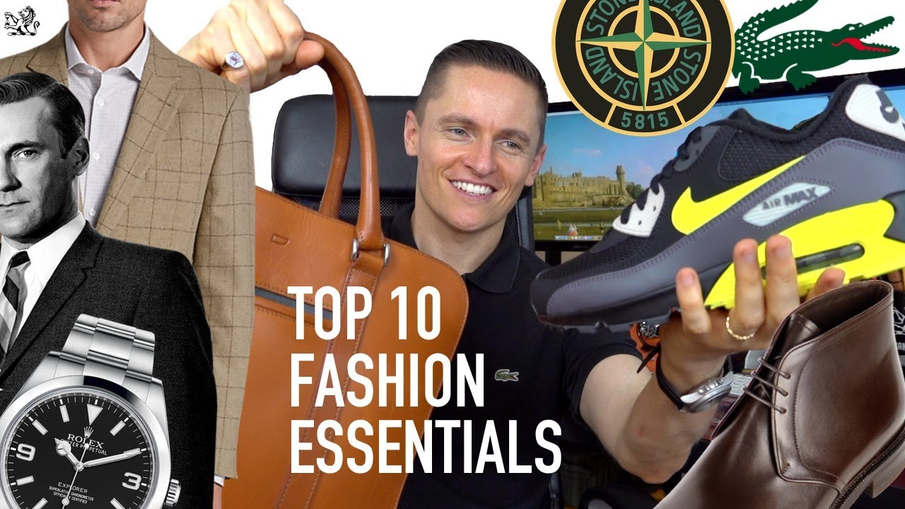 10 Fashion Items I Can't Live Without That You Should Consider Owning