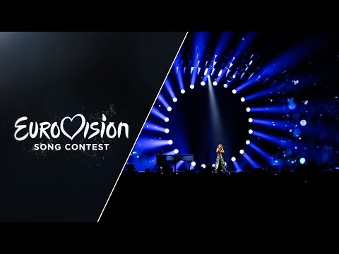 Maria Elena Kyriakou - One Last Breath (Greece) - LIVE at Eurovision 2015 Grand Final