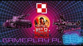 ☀️ War Thunder.PL - Pograj z Topperem 😎 z muzką lat 80tych ♫ !