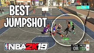 This is the Best jumpshot on NBA 2K19 after the patch! NBA 2K19 Best Jumpshot for All archetypes