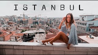 ISTANBUL VLOG |  WASN'T ALLOWED INSIDE MOSQUE!