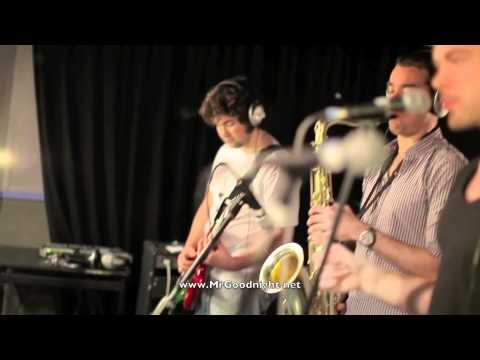 Mr Goodnight - Live @ Radio Adelaide (Sep 17, 2010)