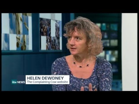 The importance of switching energy suppliers and telecom providers on ITV News