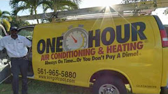 One Hour Air Conditioning & Heating | West Palm Beach, FL | HVHC