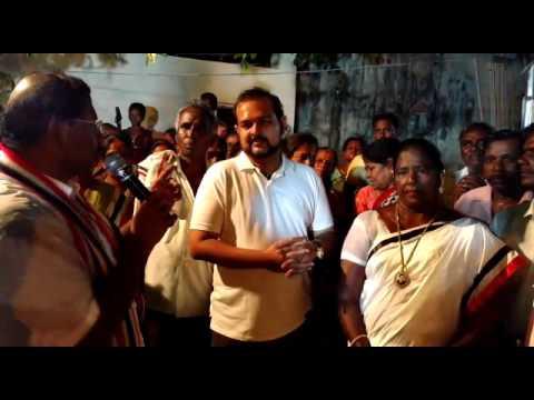 Ma Foi K.Pandiarajan AVADI Constituency AIADMK Candidate video 15