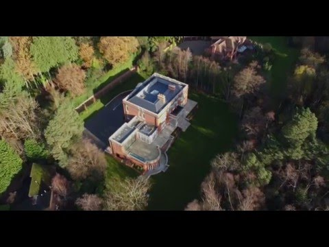 Foxwood house st georges hill surrey youtube for Foxwood house