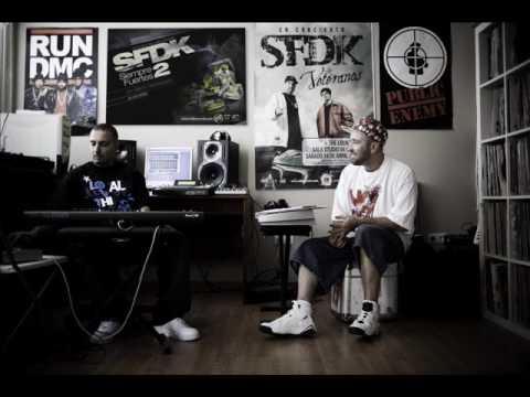 SFDK CON CHUKKY - NO [¡¡SIEMPRE FUERTES 2!!][PROD COOKIN SOUL]+LETRA
