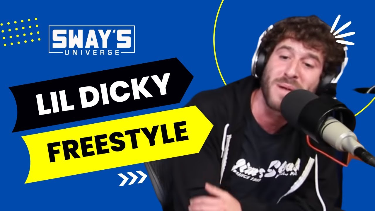 Download Lil Dicky Steps Up to the Mic for an Exclusive Sway In The Morning Freestyle | Sway's Universe