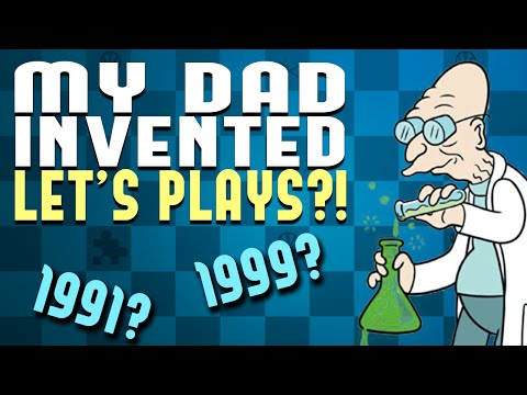 My Dad Invented Let's Plays?! - RFC Father's Day Special