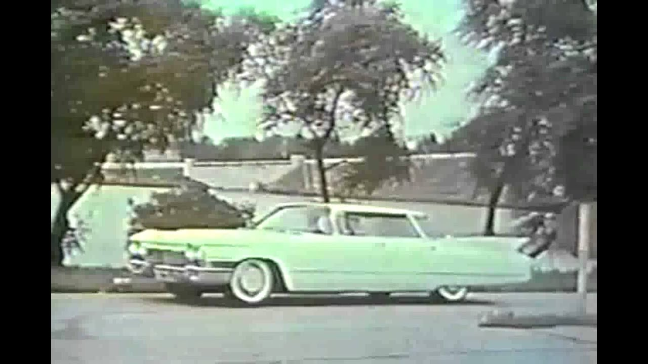1960 cadillac commercial youtube rh youtube com