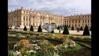 Самый прекрасный дворец Версаль в Париже(Это видео создано в редакторе слайд-шоу YouTube: http://www.youtube.com/upload., 2016-01-04T17:58:59.000Z)