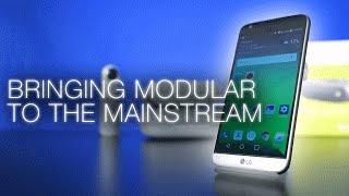 LG G5 Review - LG's Modular Experiement thumbnail