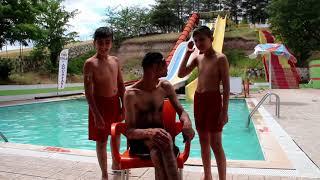 Hiko Baba Boguluyordu - Havuzda Klip Çektik  -  mutlaka izleyin