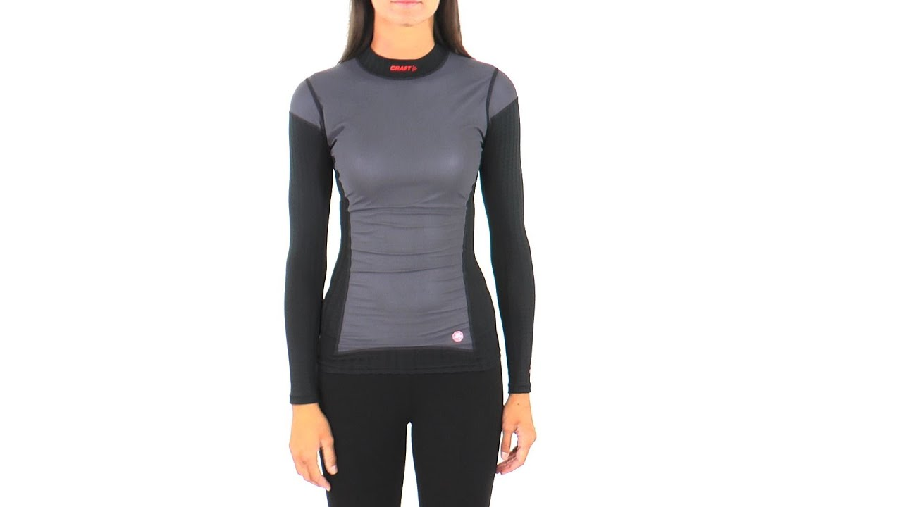 Craft women 39 s active extreme windstopper running long for Craft women s run