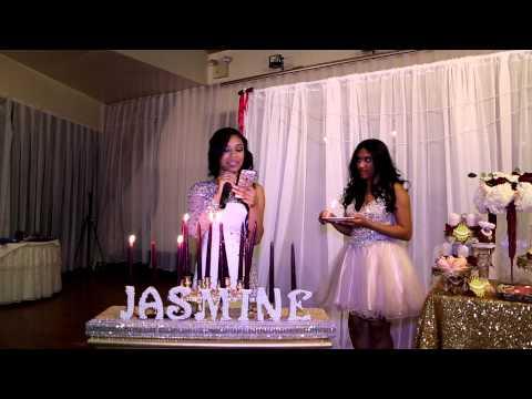 Jasmin Sweet 16