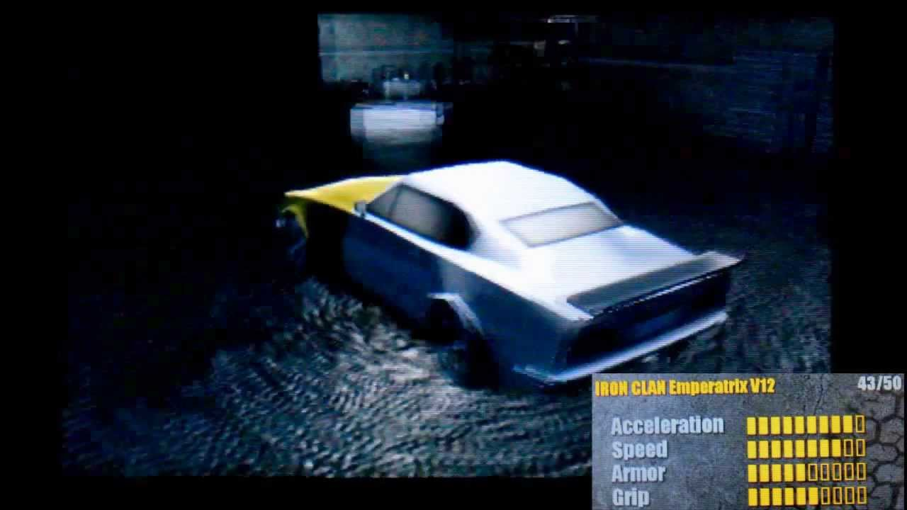 Driver Renegade Complete List Of All 50 Cars