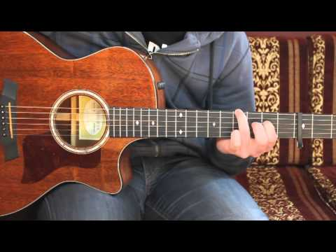 How To Play Master  Ben Howard guitar lesson  tutorial