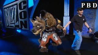 COSPLAY COSTUME CONTEST BLIZZCON 2017 - AWARDS CEREMONY Blizzard
