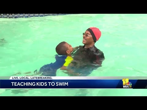 Family Tradition: 4M Swim Club Teaches Children How To Swim